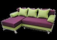 """Угловой диван """"Стелла"""" в ткани 3-й категории (ткань 6)"""