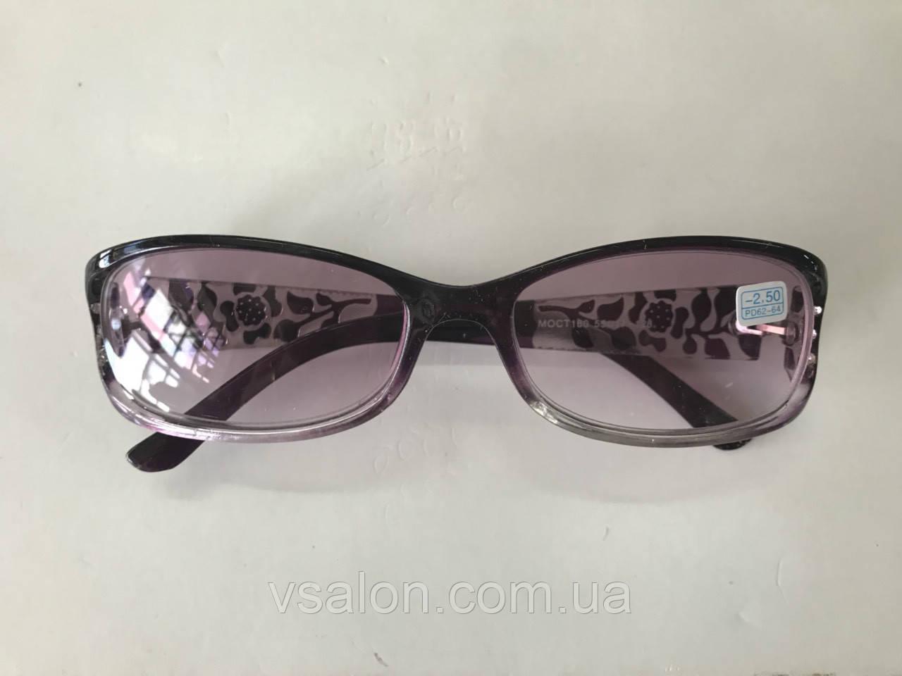 Очки для зрения женские 160