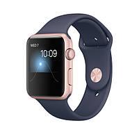 Ремешок для Apple Watch Sport Band 38mm темно синий