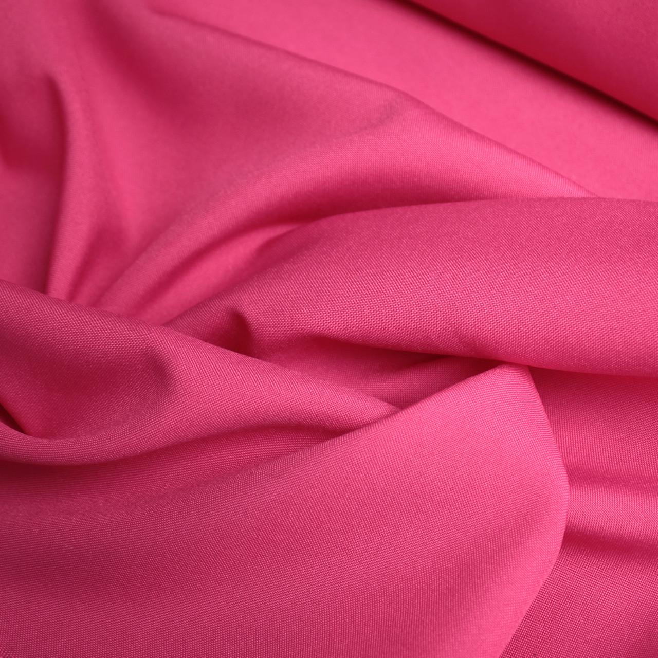 Костюмная ткань габардин малиновый