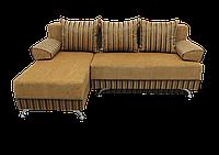 """Угловой диван """"Стелла"""" в ткани 3-й категории (ткань 13)"""