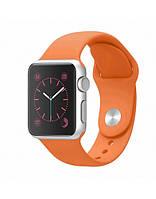 Ремешок для Apple Watch Sport Band 38mm orange