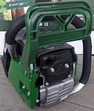 Бензопила Craft-tec CT-7007 ( 2шины,2цепи), фото 3
