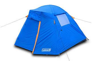 Палатка 2-х местная Coleman 1013 (250x150x140 см), фото 3