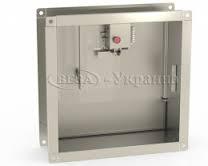 Клапан дымоудаления Веза КПД-4-04-400х400-2*ф-ЭМП220
