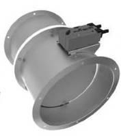 Клапан дымоудаления Веза КПУ-2-Д-Н-710-2*ф-ЭМП220