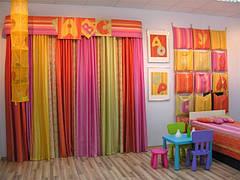 Шторы для детских садов, школ, детских лагерей, санаториев