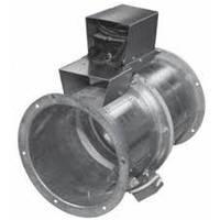 Клапан дымоудаления Веза КПУ-1М-Д-Н-450-2*ф-ЭМП220