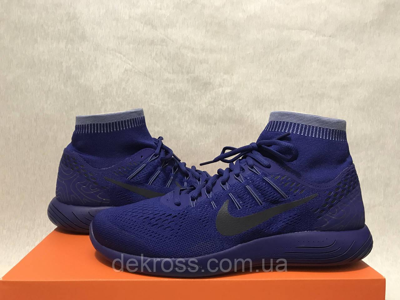 Бігові кросівки Nike LunarGlide 8 (44-45) Оригінал 898807-444