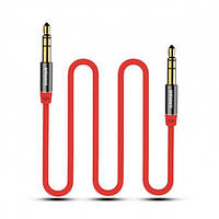 Кабель Remax Aux Audio Cable 3.5 мм, 2м RL-L200 - красный, фото 1