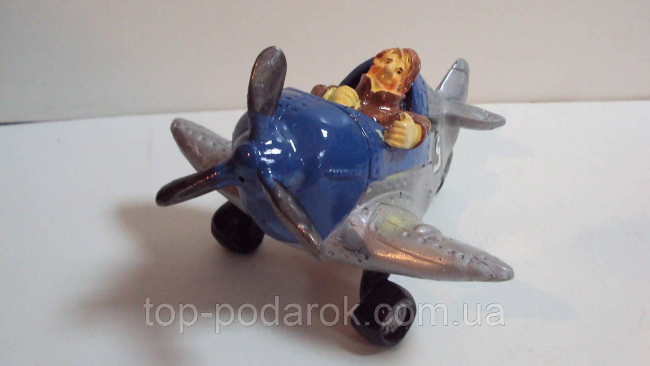 """Самолет-копилка """"Самолетик на взлете"""""""