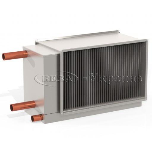 Воздухоохладитель канальный водяной Веза Канал-ВКО-100-50