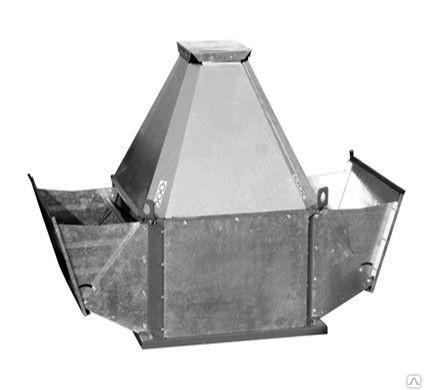 Вентилятор крышный дымоудаления Веза Вентилятор УКРОС61-071-ДУ600-Н-00750/4-У1