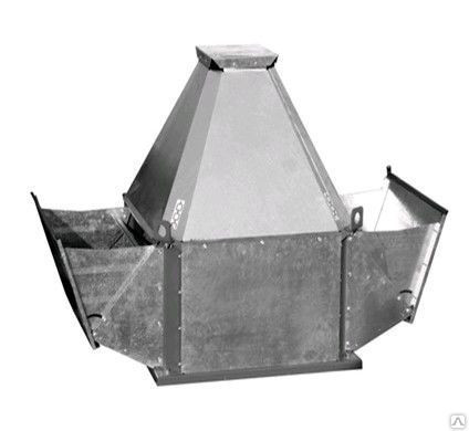 Вентилятор крышный дымоудаления Веза Вентилятор УКРОС61-100-ДУ600-Н-00550/8-У1