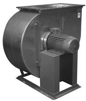 Вентилятор дымоудаления Веза ВРАВ-4-ДУ-Н-У2-1-5,5x1450-220/380