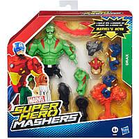 Drax, разборная фигурка, серия Super Hero Mashers, Hasbro, Avengers