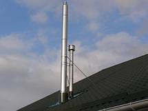 Конус для дымохода (термо) 1 мм н/н AISI 321, фото 3