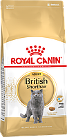 Royal Canin British Shorthair Adult 4 кг сухой корм для кошек породы британская короткошерстная