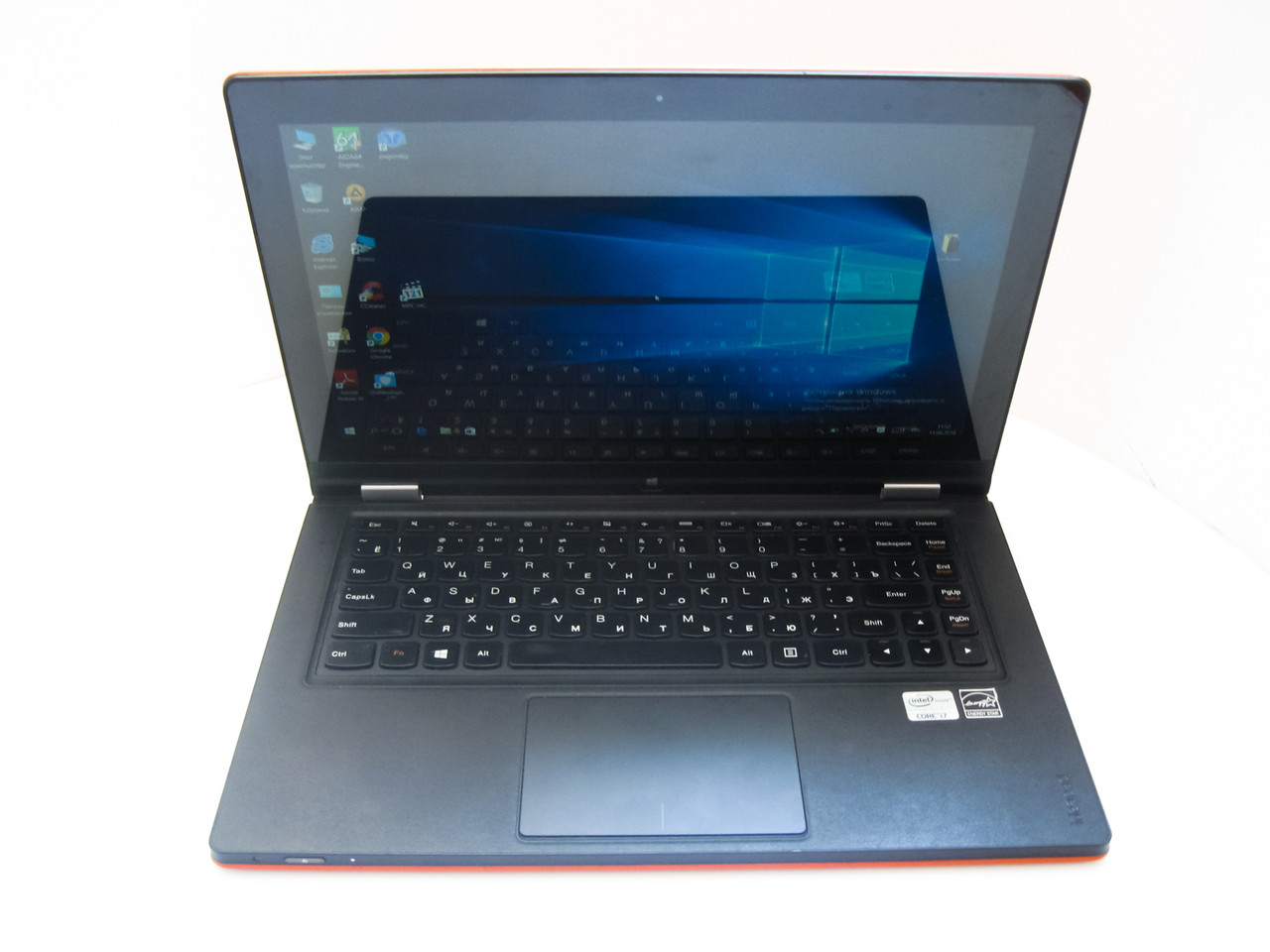 Трансформер Lenovo Yoga 13 IPS 13.3  (1600x900) / Intel Core i7-3517U  4