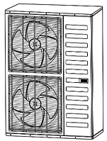 Компрессорно-конденсаторный блок THV Basic HC-10