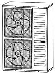 Компрессорно-конденсаторный блок THV Basic HC-17