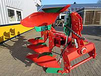 Плуг оборотний 3 корпуси AGRO-MASZ POL3 під МТЗ 82 рама 120*120, фото 1