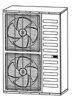 Компрессорно-конденсаторный блок THV Basic inverter HC-5