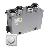 Приточно-вытяжная установка Вентс ВУТ 300 В мини (120/60)