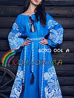 Сукня жіноча в стилі БОХО, фото 1