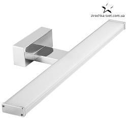 Настенный светодиодный светильник для ванной AL5080 Feron IP44 8w 40 см