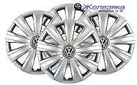 Колпаки на колеса R15 SKS/SJS №328 Volkswagen, фото 1