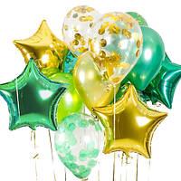 Применение фольгированных шаров