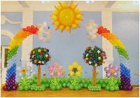 Особенности оформления мероприятий воздушными шарами