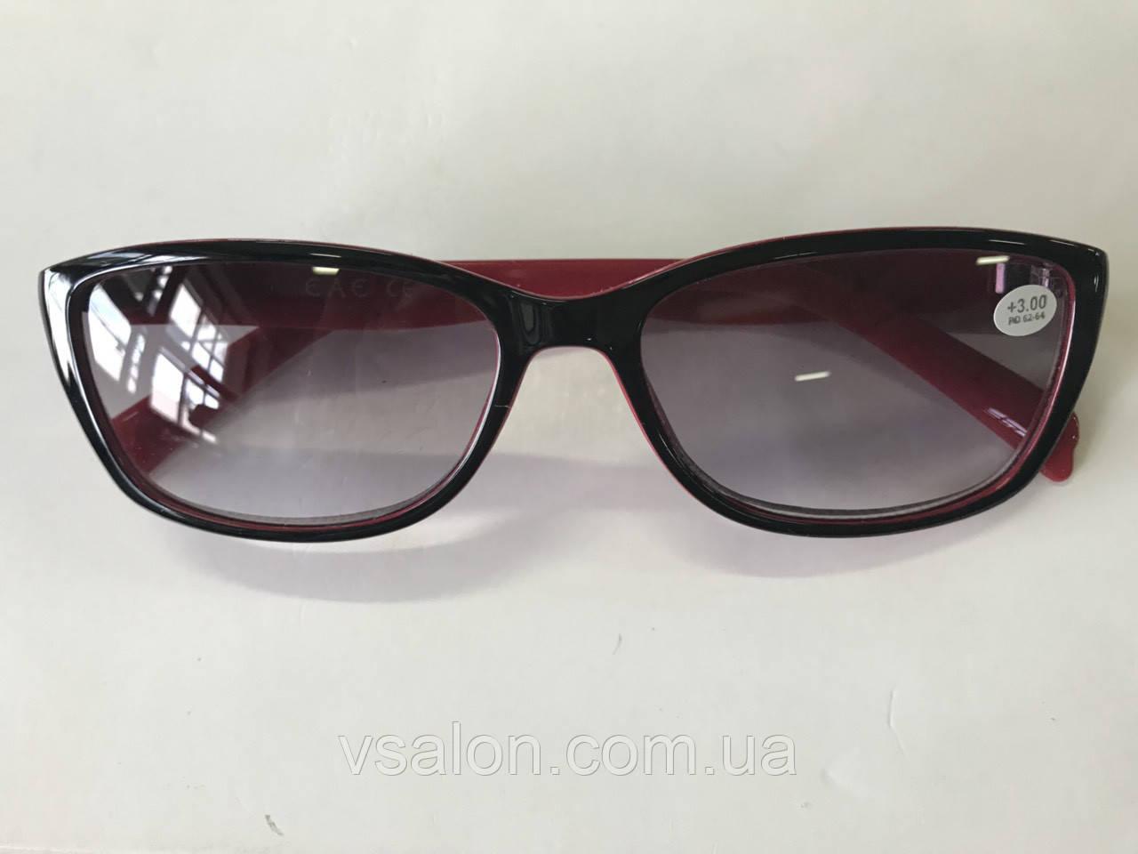 Сонцезахисні окуляри для зору 2104