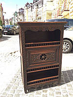 Антикварная этажерка полка навесной шкафчик  бюро секретер креденс сервант комод