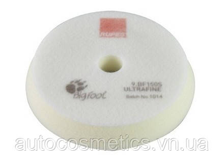 Полірувальний круг RUPES Ø 130/150мм ULTRA FINE, білий