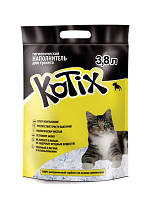 Наполнитель KOTIX силикон. 3,8л.