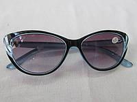 Очки для зрения женские тонированные Fabia Monti 737