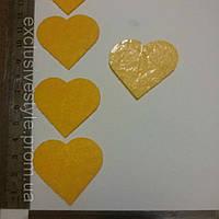 Желтое сердце