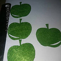 Термоналейка зеленое яблоко