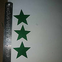 Звезда термонаклейка