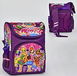 Рюкзак школьный N 00121 2 кармана, спинка ортопедическая