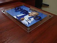 Акриловая рамка для фотографии формата А4 (210х297), фото 1