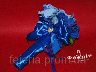 Букет синий