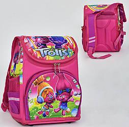 Рюкзак школьный N 00119 2 кармана, спинка ортопедическая