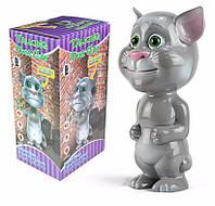 Інтерактивна іграшка Кіт Том (Talking Tom Сat) / Игрушка Говорящий Кот Том, фото 1