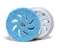 Полировальный круг из микрофибры RUPES Ø 130/150мм COARSE, синий, фото 1
