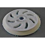 Полировальный круг из микрофибры RUPES Ø 130/150мм COARSE, синий, фото 2