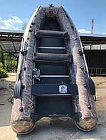 Надувная лодка колибри 400 d