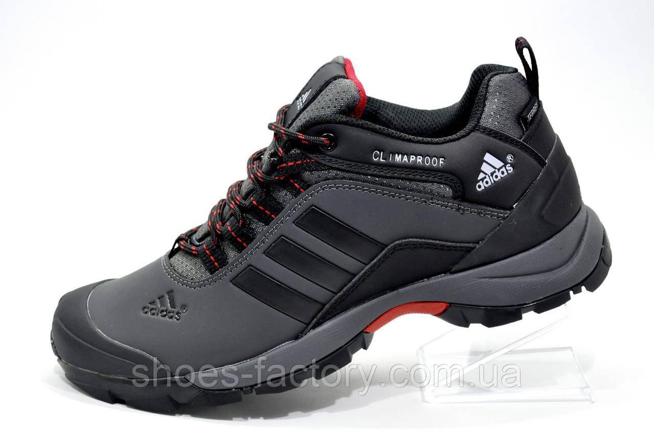 Кроссовки для туризма в стиле Adidas Climaproof, Gray\Black